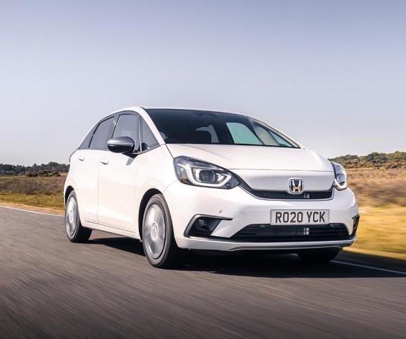 First Drive: Honda Jazz Hybrid
