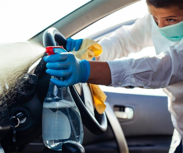 Who pays the cost of sanitisation, fleets or garages, asks epyx?