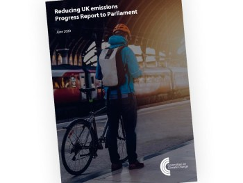 The Committee on Climate Change's progress report recommends government to bring forward the 2040 zero-emission-only car and van sale date to 2032 at the latest