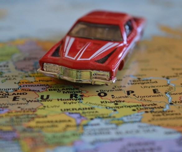 Venson's European motoring check list for company car drivers