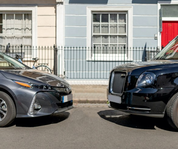 Merged black cab and ride-hailing firms look to topple Uber dominance