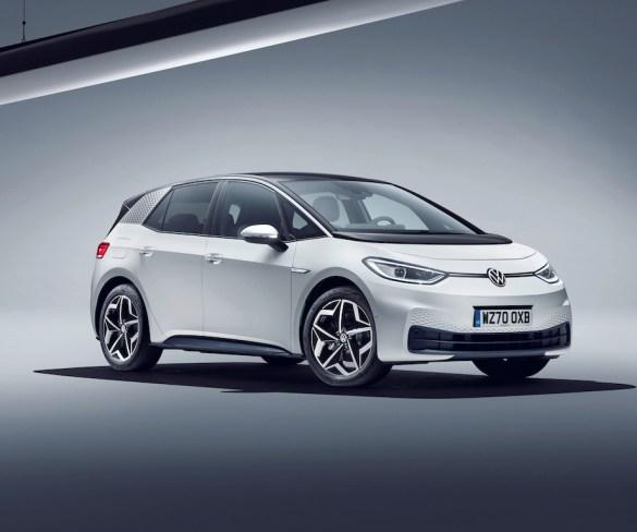 Orders now open for Volkswagen ID.3 electric hatch