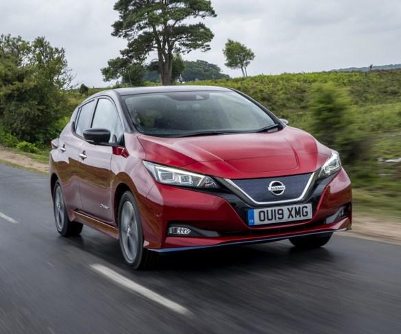 First Drive: Nissan Leaf e+