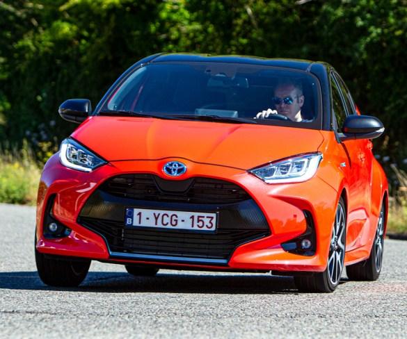 First Drive: Toyota Yaris