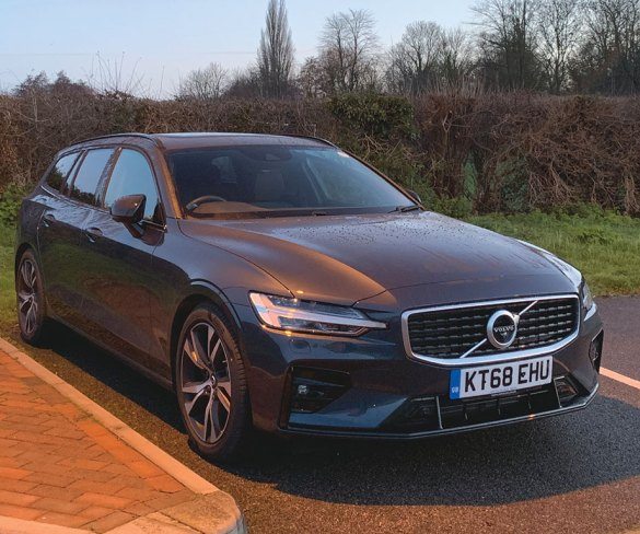 Fleet World Fleet: Volvo V60 D3 R-Design