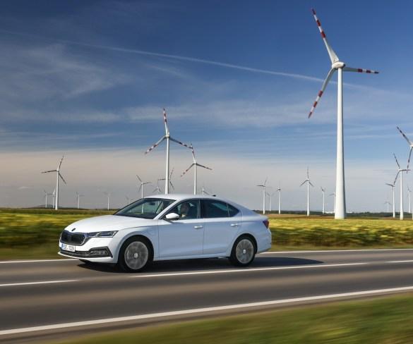 Plug-in hybrids and mild hybrids arriving soon for Škoda Octavia