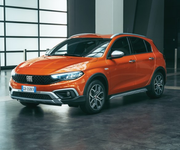 Fiat Tipo refresh introduces new Cross version