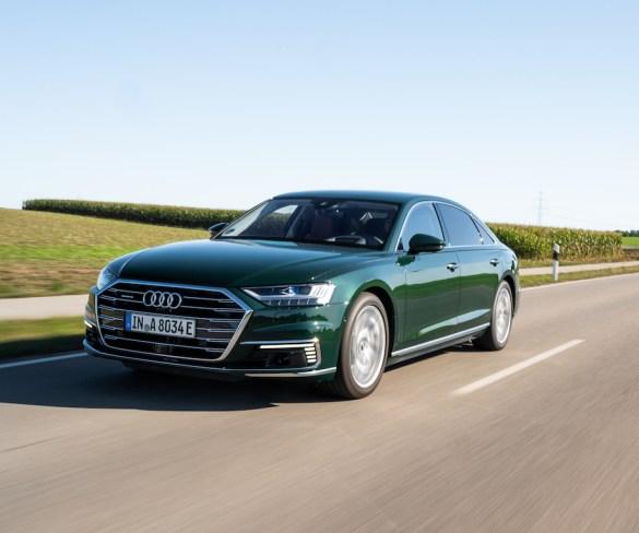 First Drive: Audi A8 L 60 TFSIe