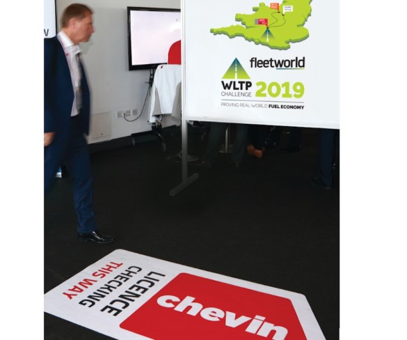 Chevin to showcase end-to-end fleet management solutions at WLTP Challenge