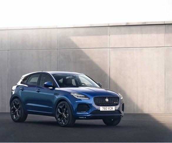 Jaguar E-Pace update brings plug-in hybrid version