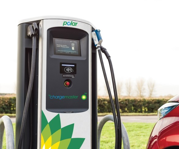 Kia ties up with BP Chargemaster and Pod Point for home charging solutions