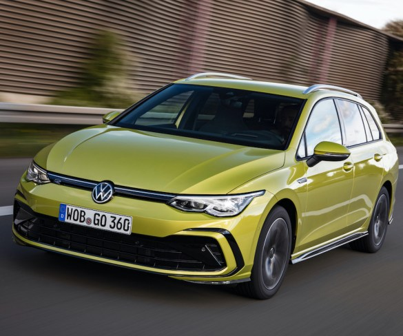 New Volkswagen Golf Estate and Alltrack now on sale
