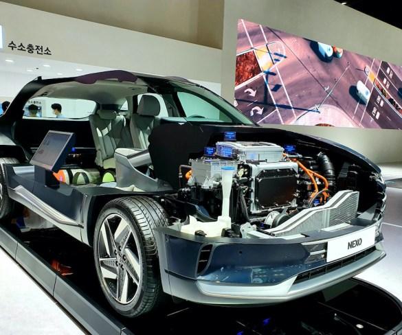 Hyundai and Ineos work to advance hydrogen market