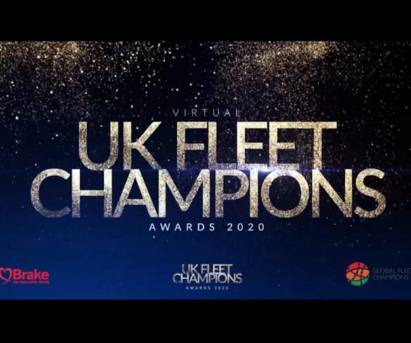 Brake reveals 2020 UK Fleet Champions Awards winners