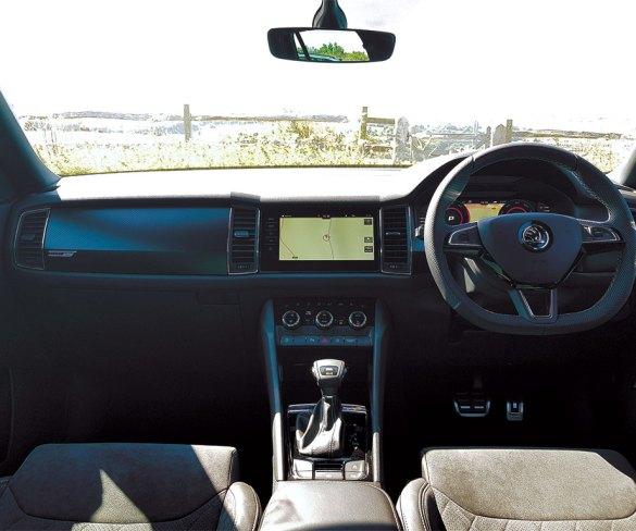Fleet World Fleet: Škoda Kodiaq Sportline 2.0-litre 150PS