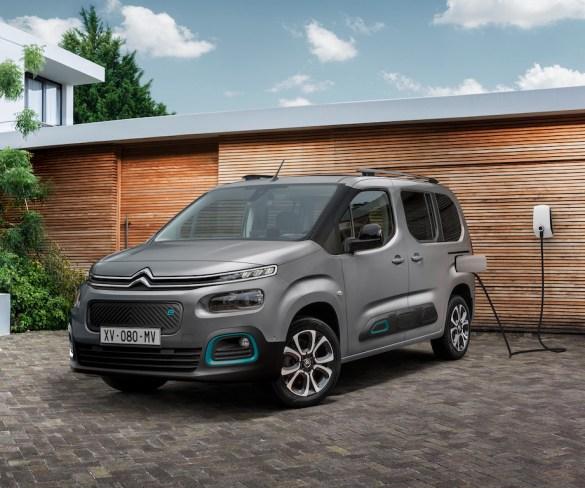 Citroën targets fleets with ë-Berlingo electric MPV