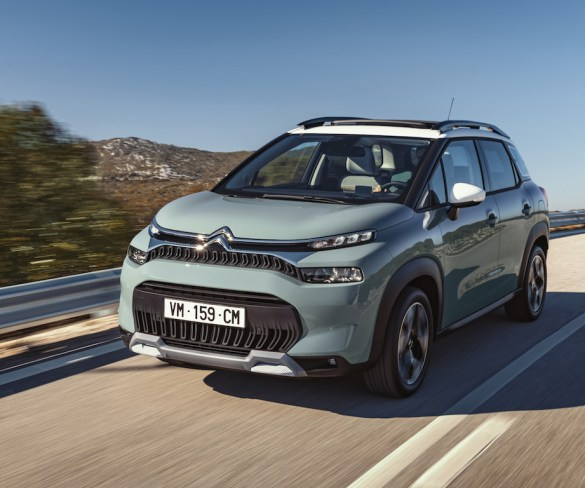 Citroën C3 Aircross SUV updated with new design and enhanced comfort