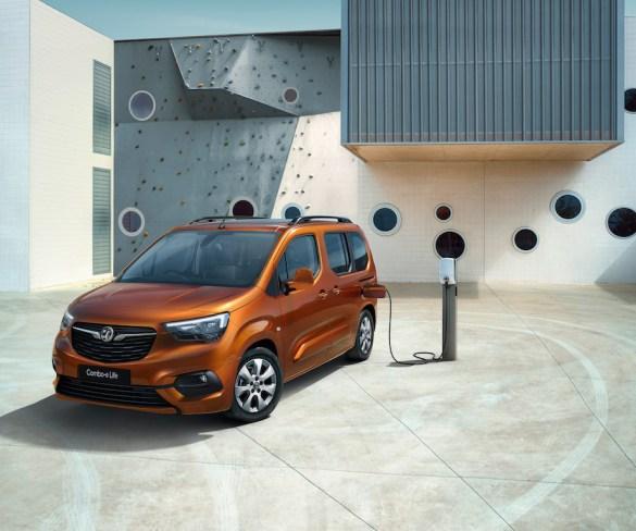 Vauxhall Combo-e Life electric MPV due this autumn
