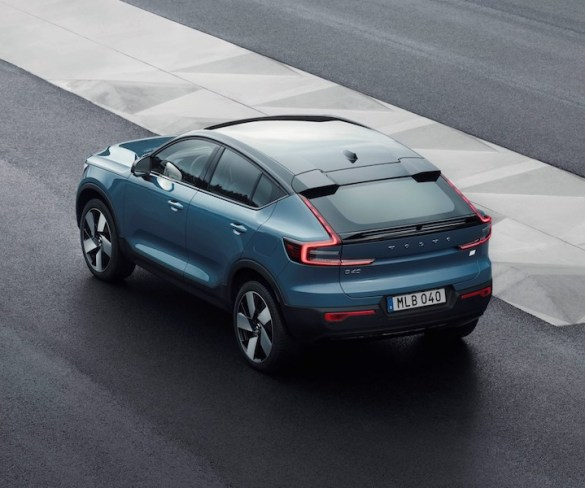 C40 Recharge will be first EV-only Volvo