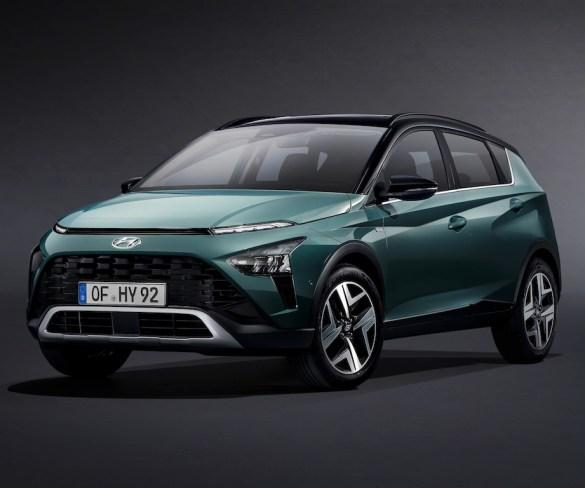 Hyundai Bayon electrified SUV priced from £20,295