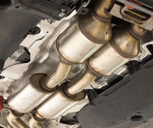 Catalytic converter thefts drop on back of major police operation