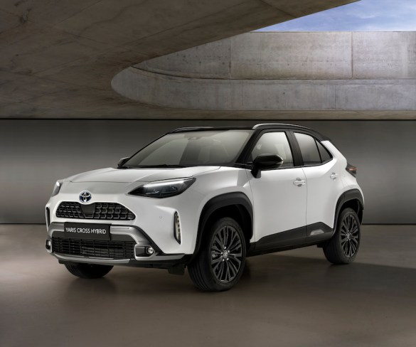Prices and specs revealed for hybrid Toyota Yaris Cross SUV