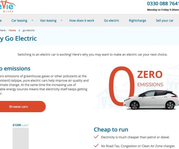 New green leasing broker to simplify switch to EVs