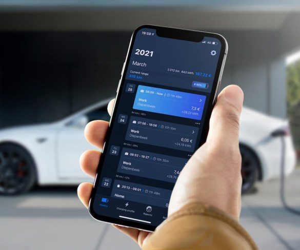 New EEVEE app reveals real cost of charging electric vehicles