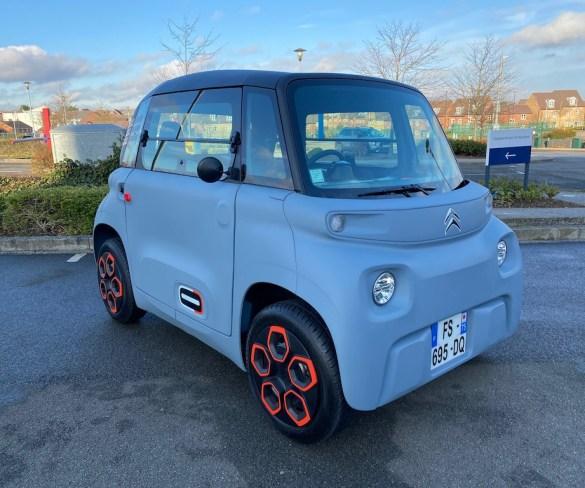 Road Test: Citroën Ami