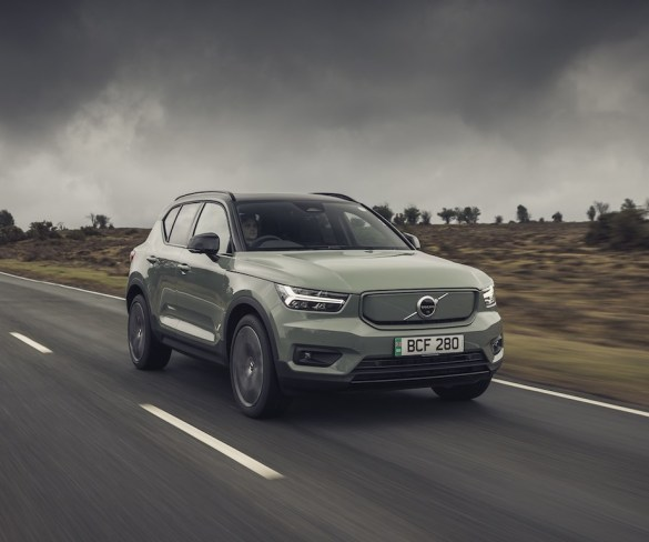 Volvo expands XC40 Recharge electric SUV line-up