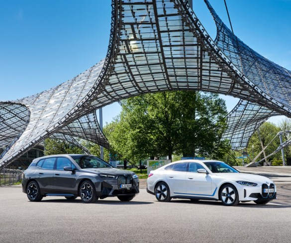 BMW extends electric vehicle line-up