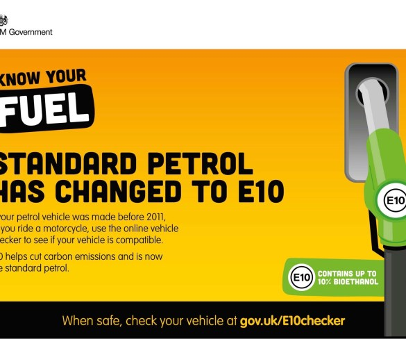 Drivers in the dark as E10 becomes standard grade of petrol