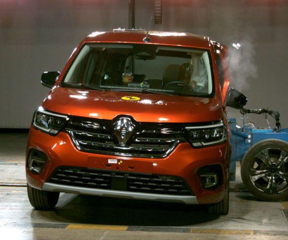 Renault Kangoo and Vauxhall Mokka fall short of Euro NCAP five stars