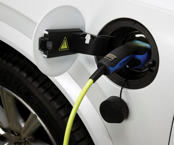Nearly 40% of UK fleet vehicles could go electric today