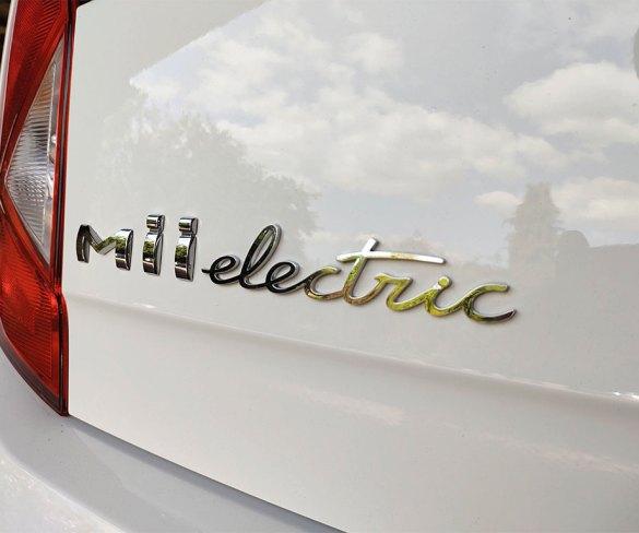 Fleet World Fleet: SEAT Mii Electric