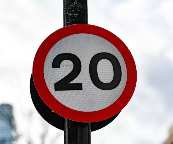 Almost half of motorists support blanket 20mph limits