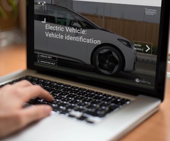 AW Repair Group commits to EV Ready training