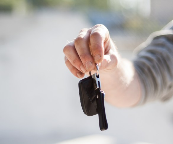 Keyless car theft on the rise, warn police