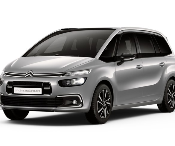 Citroën Grand C4 SpaceTourer gets updated trims and engines
