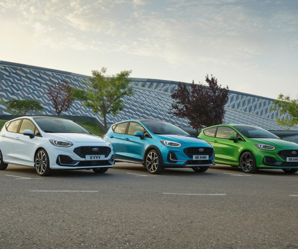 Ford Fiesta updated with new styling and next-gen tech