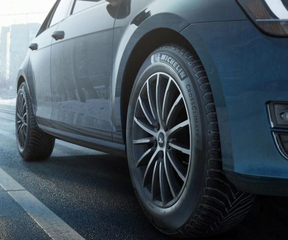 Michelin's new-gen CrossClimate 2 brings all-season performance
