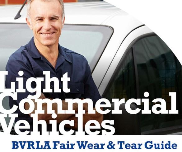BVRLA updates Fair Wear & Tear Guide for LCVs