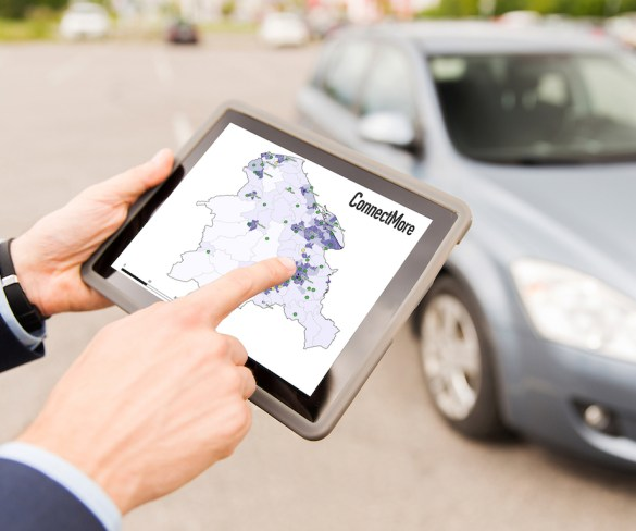 Free tool to help businesses and councils assess need for public charging
