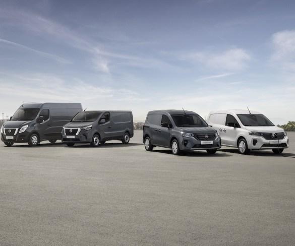 Nissan updates and rebrands LCV line-up