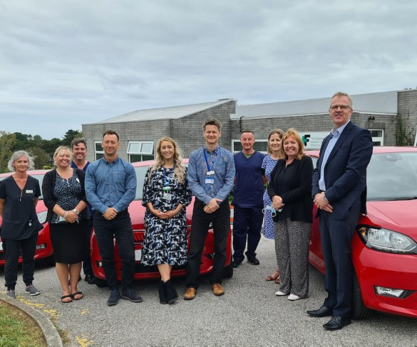 Cornish GP practice group invests in electric cars for fleet