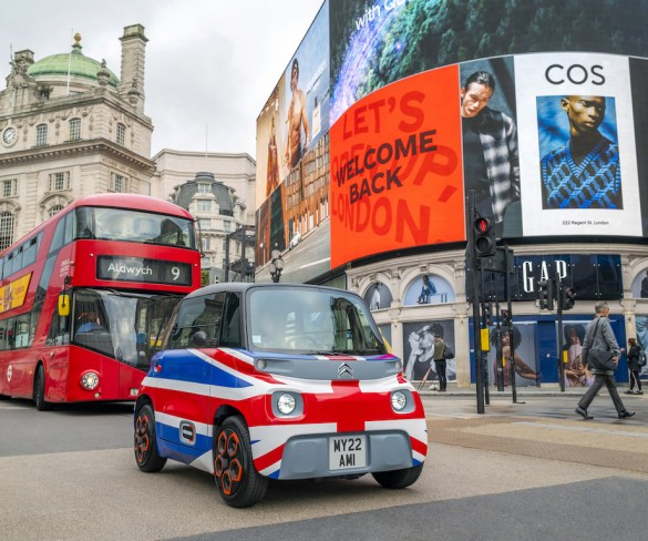 Citroën Ami opens for UK reservations