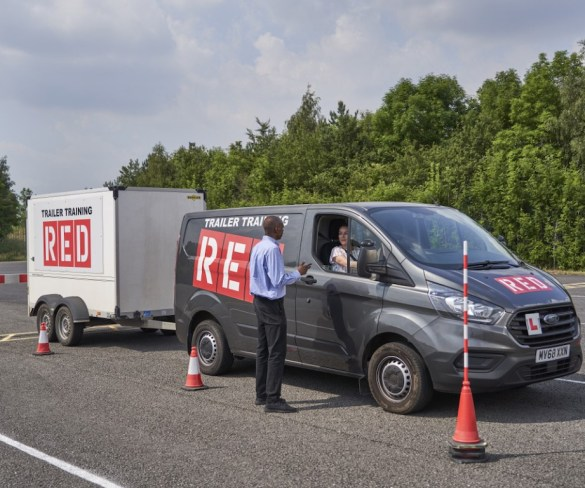 Now not the time to unhitch towing test, says RED DRM