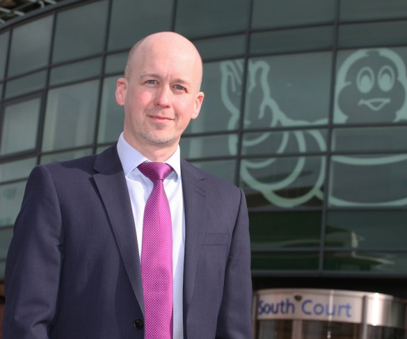 Michelin appoints Andrew French as B2B sales director UK & Ireland