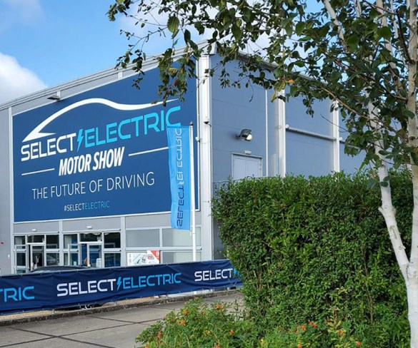 Select Car Leasing revamps electric division