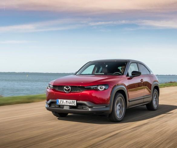 First Drive: Mazda MX-30